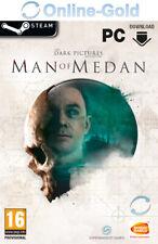 The Dark Pictures Anthology - Man of Medan Key - PC Steam Download Code - EU/DE
