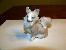 Lladro Small Dog Papillon Hn 4749