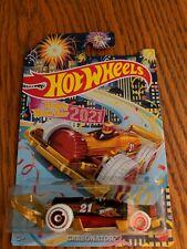 "Hot Wheels 2021 ""Happy New Year"" Carbonator 1:64 Die Cast Car"