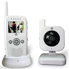 2.4GHz Digital Wireless Baby Monitor LCD Video Security Night Vision Camera