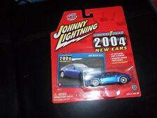 Johnny Lightning  Strike 2004 New Cars Nissan 350 Z 1/64 Diecast Car Realrider