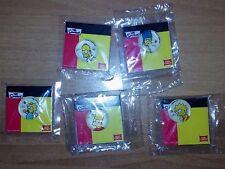 5 adesivi x cellulare SIMPSON  HOMER MARGE BART LISA MAGGIE NUOVI SAN CARLO