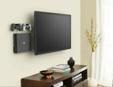 Wall Brackets For PS4 PlayStation 4 Wall Mount FREE P&P