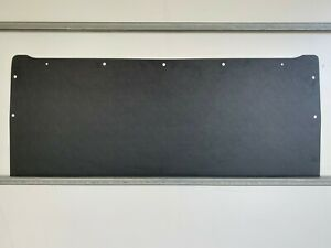 Black ABS Subaru Brumby Brat 1978-1981 1600 Ute Back Board Rugged Panel