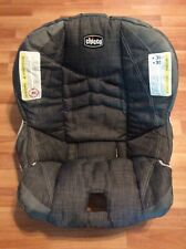 Chicco Keyfit 30 Infant Car Seat Cushion Cover Part Replacement Gray Silver