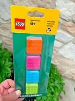 Lego (853900) 4x4 Brick Magnets NEW in Hand