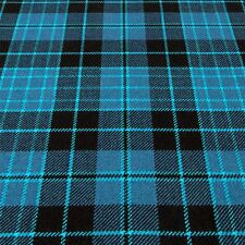 Heavy Weight Material 16oz Fabric Clergy Ancient Tartan 1 Metre