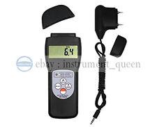 Landtek MC7825PS Inductive Pins Wood Moisture Meter Tester Scanner 80%