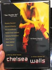 Chelsea Walls region 1 DVD (2001 drama movie)