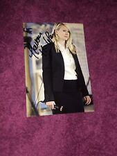 Photo Dédicacée Autograph Marion Maréchal Le Pen