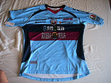 Team Atlante Mens Official Soccer Jersey Kelme Size L Celeste 2011