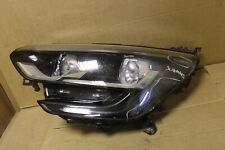 GENUINE ORIGINAL OEM RENAULT MEGANE MK4 LED HEADLIGHT LEFT N/S 260600396R