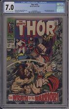 Thor #152 - CGC 7.0 - 1233048022