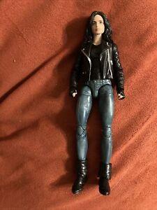Marvel Legends Jessica Jones Action Figure Netflix Man-Thing - Loose