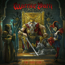 WARRIOR PATH – The Mad King (NEW*LIM.500 NUMBERED DIGI*EPIC METAL*VISIGOTH)
