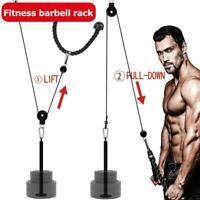 Fitness Loading Pin Riemenscheibe Kabel System Befestigung Hantel Rack