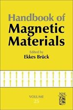 Handbook of Magnetic Materials: Handbook of Magnetic Materials 25 (2016,...
