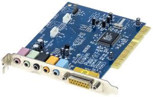 GENIUS A521-T90 LWHA521-T9 PCI SOUND CARD