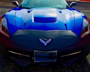 NEW‼️C7 Corvette Carbon Fiber Colgan Custom Bra BC5397CF fits 2014-19 Corvette