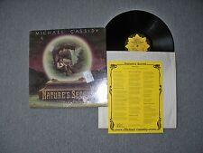 Michael Cassidy Nature's Secret 1977 Golden Lotus Records Near Mint Condition