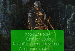 Dark Souls Remastered (Xbox One) Item Drop & Knight's Honor Trophy
