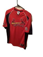 Mens Small Majestic St. Louis Cardinals Polo