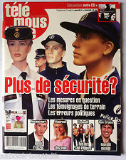 Télé Moustique 3/05/2006;  Rocancourt/ Maureen/ Tom Cruise/ Red Hot Chili Pepers