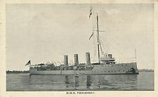 POSTKARTE SCHIFFE HMS FORESIGHT