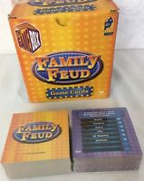 The Game Box Family Fued Game Cards Family Friendly Card Game Paul Harvey