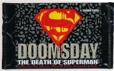 1992 Skybox Death of Superman Trading Card Pack