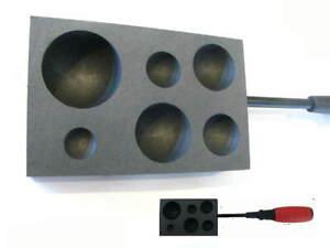 Devardi Glass Lampwork COE 104 Glass Frit 10 one ounce samples Mixed Frit Sampler