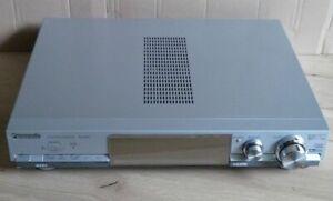 Panasonic SA-XR70 AV Control Receiver silber, HDMI-Schnittstellen, 6 x 100 Watt