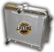 "NEW HD Mopar Aluminum Radiator 1963 - 1969 Mopars - 22"" Wide Core HD Cooling"