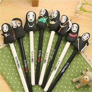 Kawaii Faceless Person Ballpoint Ink Pen Lovely Tools School Office Student Kids
