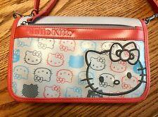 Hello Kitty (Sanrio) Crossbody Bag w/Organizer - Never Used! Rare Model