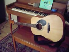 Jasmine S35 Dreadnought 6-String Rh Acoustic Guitar - Natural w Padded Case