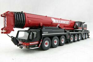 IMC Models 410104 - Mammoet Liebherr LTM 1450-8.1 Mobile Crane - Scale 1:87