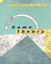 Game Theory by Drew Fudenberg, Jean Tirole (Hardback, 1991)