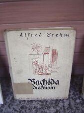 Bachida, die Löwin, von Alfred Brehm