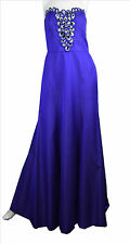 TEMPERLEY LONG FLEUR DRESS  SIZE 12 RRP £ 2500   #1