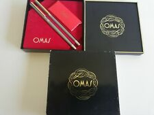 OMAS ITALIA Lady Slim Fountain pen and ballpoint