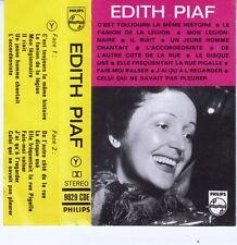 K 7 AUDIO (TAPE)  EDITH PIAF *C'EST TOUJOURS LA MEME HISTOIRE* BIEM / 60's