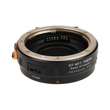 Fotodiox Pro FUSION Auto Focus Adapter Canon EOS EF/EF-s Lenses to MFT Camera