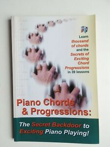 Piano Chords & Progressions: Secret Backdoor to Exciting Piano Playing PB Shinn