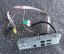 Dell 3D62W 03D62W OptiPlex 3020 SFF USB Avant, Audio, DEL, IO input output Panel