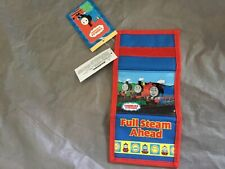 Nwt Thomas the Train & Friends Tri-Fold Wallet  Wallet-Brand New zipper gullane