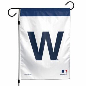 "Chicago Cubs W 12"" x 18"" Garden Flag"