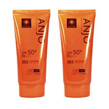 365 Sun Cream 70g X 2Pcs Daily Sun Block Spf50+ Pa+ Uva Uvb Protection