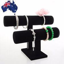 Bracelet Chain Watch T-Bar Rack Jewelry Hard Display Stand Holder WDIS00502