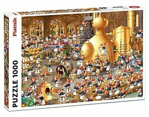 Piatnik 5465 Ruyer - Brewery Puzzle 1000-Piece